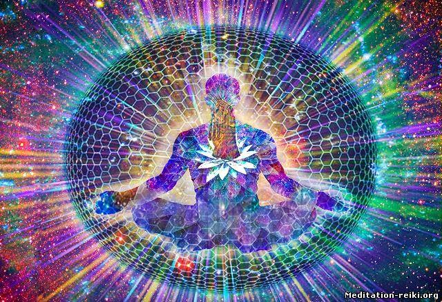 Медитация очистка от сущностей